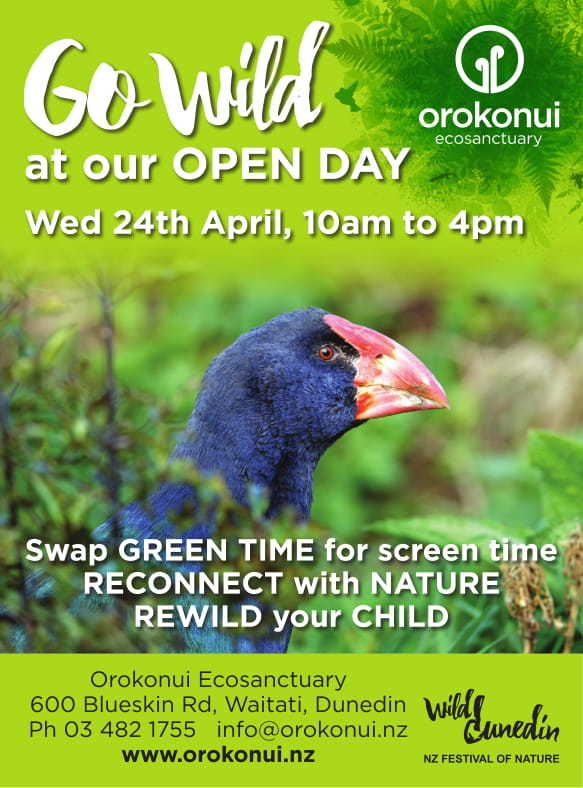 Earth Day Advert Open Day-1